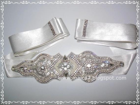 Tu cintur n de novia diy foro manualidades para bodas - Aplicaciones para decorar fotos gratis ...