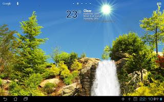 True Weather, Waterfalls 5.02 Apk Download