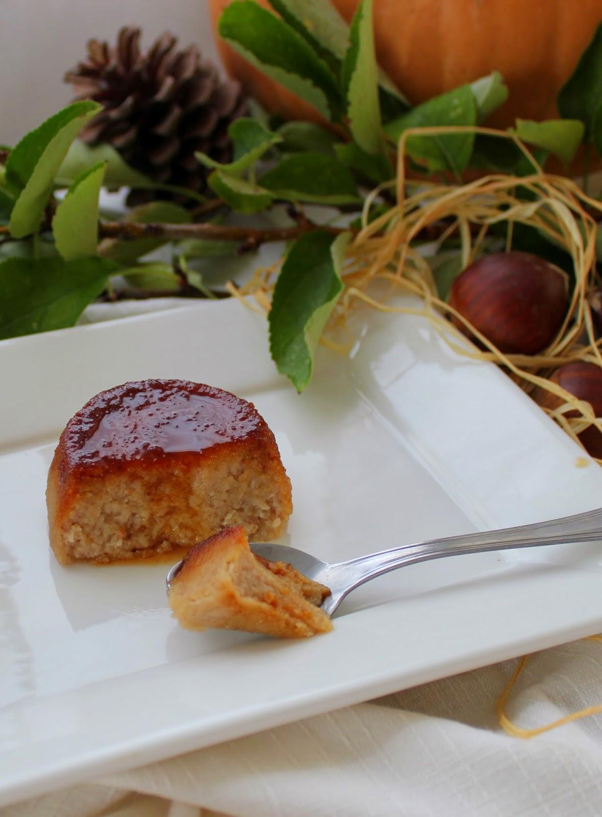 Cocinando con las chachas flan de casta as cookeo for Cocinar con cookeo