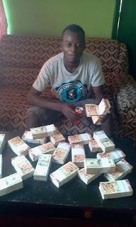 nigerian fraudster odi dollars