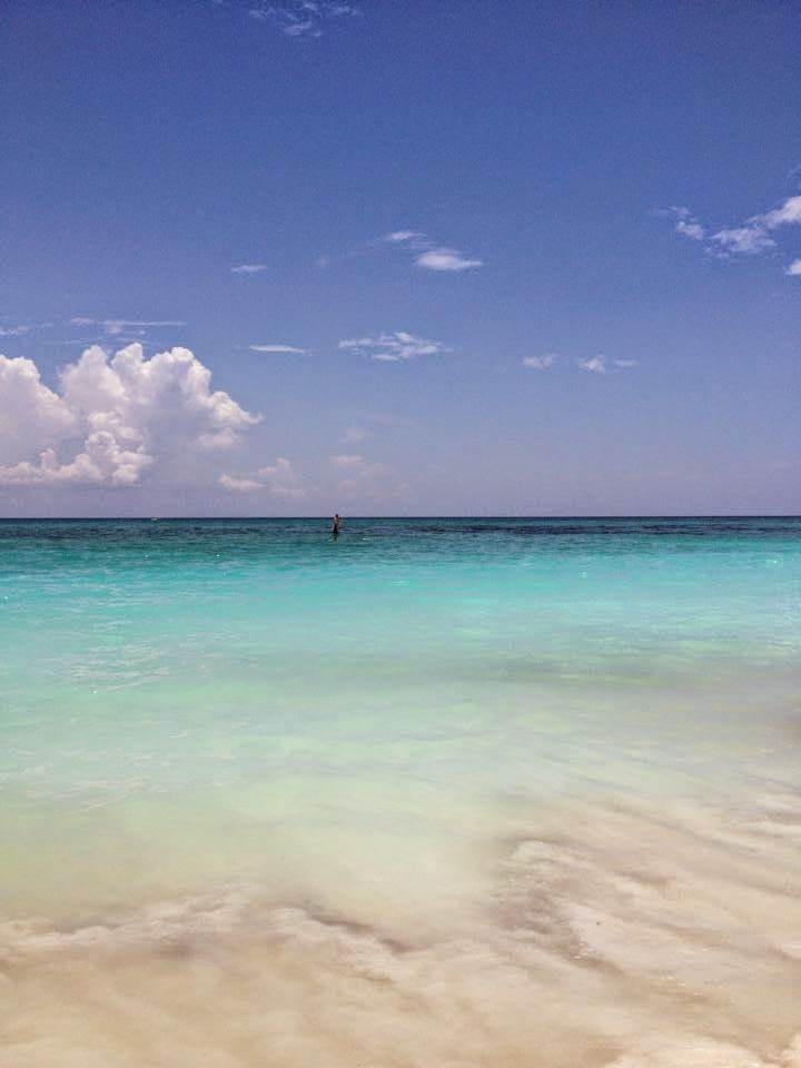 Praia de Xpu-ha