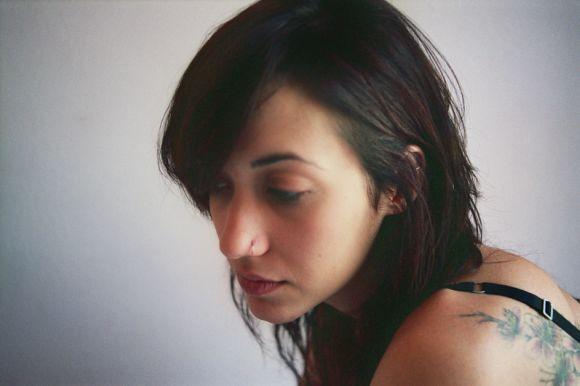 lauren peralta by matt fry fotografia mulher polaroid