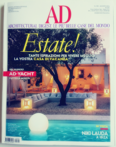 Architectural Digest. Le piu belle case del mondo