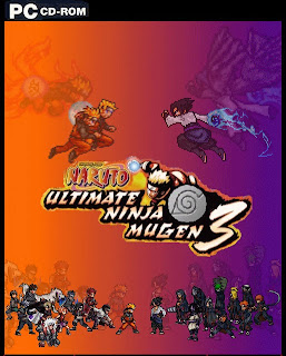 Download Naruto Ultimate Ninja Mugen 3