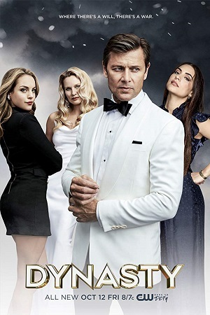 Dinastia - Dynasty - 2ª Temporada Séries Torrent Download capa