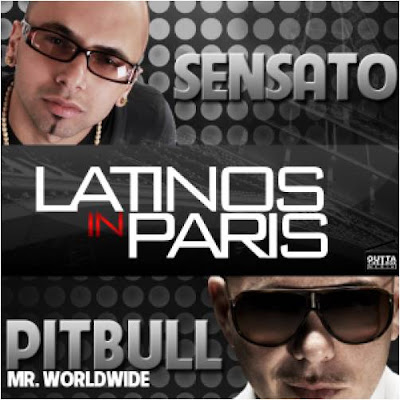 Pitbull - Latinos In Paris ft. Sensato