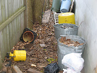 garbage mudroom crazy landlady