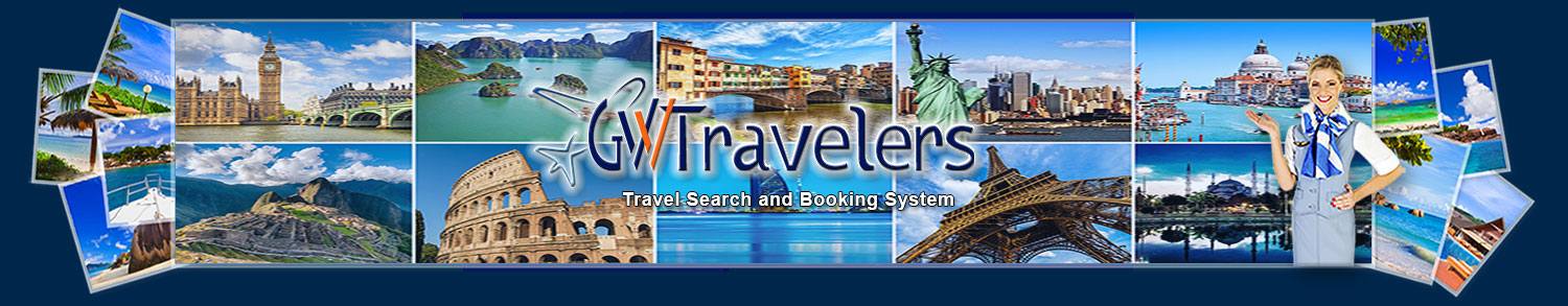 Blog GVV Travelers - Travel Search and Booking System