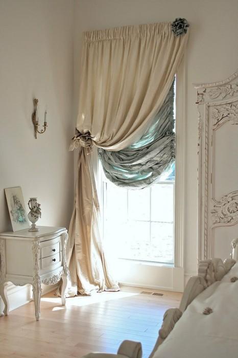 Querido ref gio blog de decora o decora o rom ntica for Cortinas romanticas