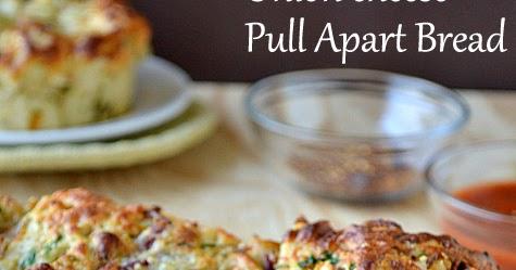 Spicy Treats: Onion Cheese Pull Apart Bread / Cheesy Pull ...