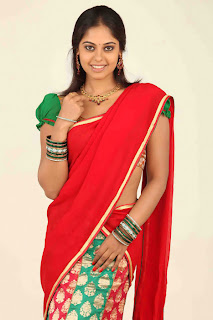 Bindhu-Madhavi-hot-actress-in-saree-5