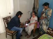 Balakrishna Meets senior citizen fan-thumbnail-5