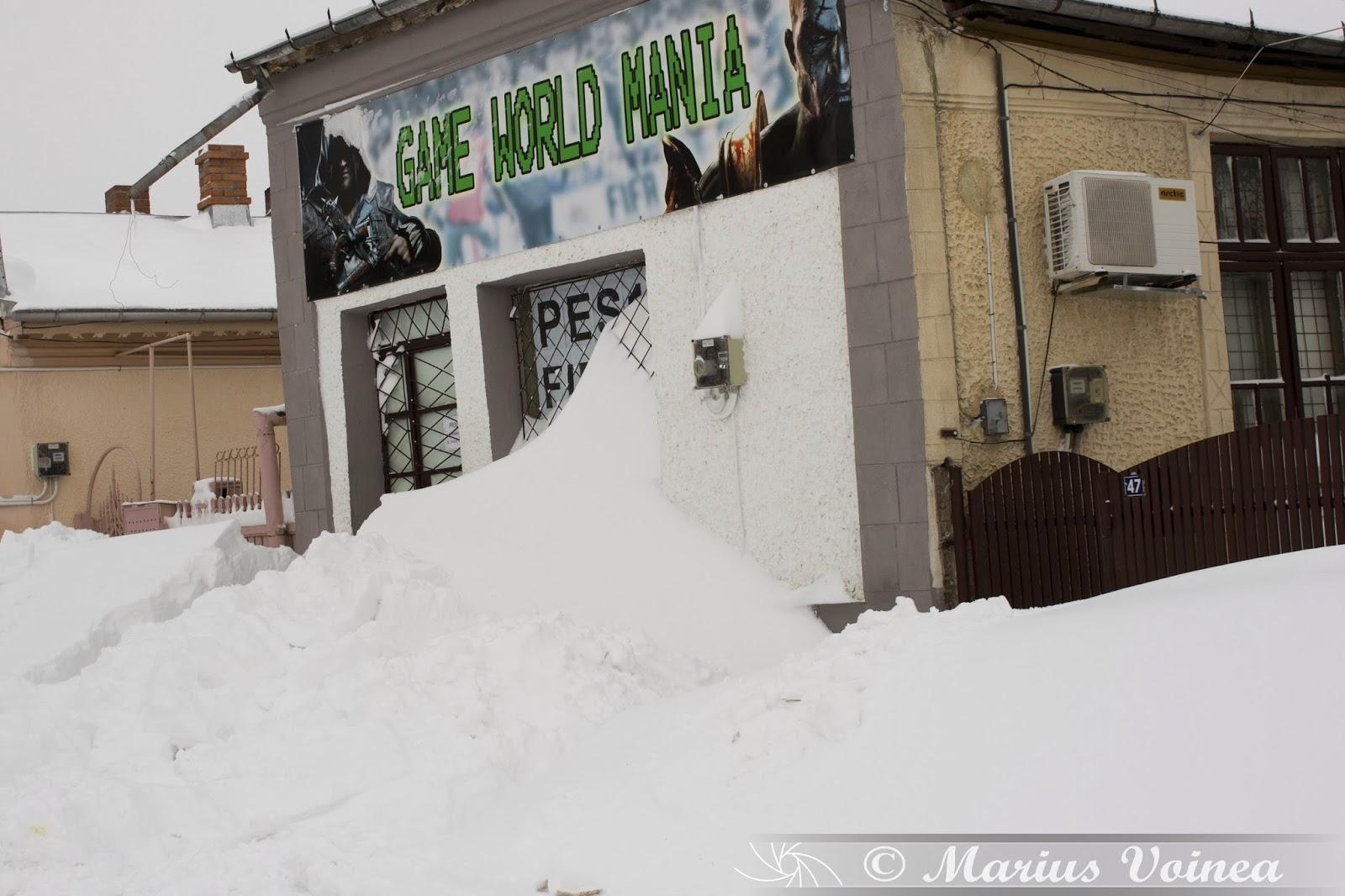 iarna la ramnicu sarat, 2014 foto 2