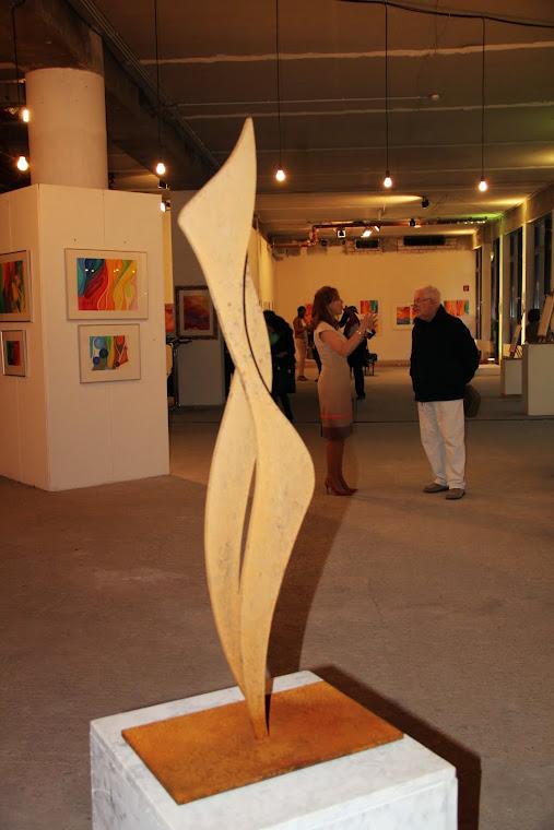 Vernissage - Kunsthalle Lindenthal 19-04-2013