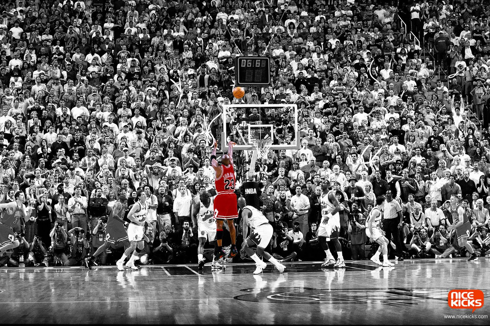 Historical Wallpapers: Michael Jordan (1963-)