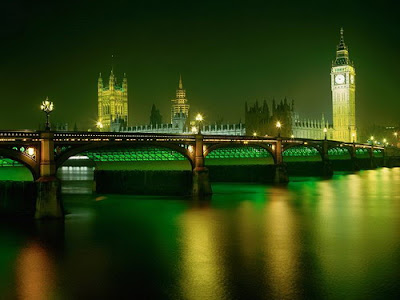 London Bridge at Night Seen On www.coolpicturegallery.us