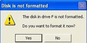 Memulihkan Data dari USB FlashDisk Corrupt
