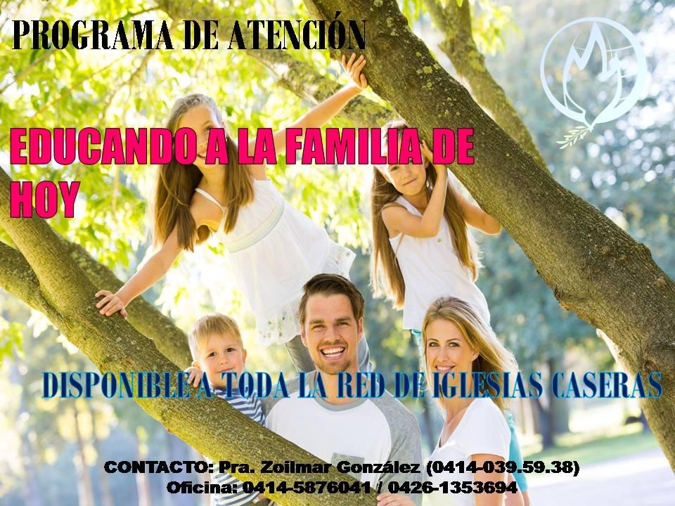 MINISTERIO DE LA FAMILIA
