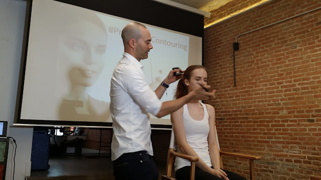 Masterclass, Practica el contouring, Master Sculpt, Maybelline, Looks, Beauty, Makeup, Gato Makeup, Style, Modela tu rostro, maquillaje, blogger