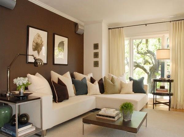 Ruang tamu rumah minimalis 4