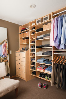 Closet for Small Bedroom