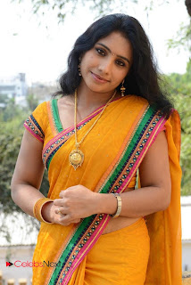 Latha Latest  Picture Gallery in Saree