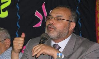 سعد الحسيني محافظ كفر الشيخ  يرفض الخروج من مبني المحافظة مفضلا ''الشهادة''