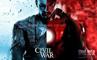 captain america civil war by macemewallpaper.blogspot.com