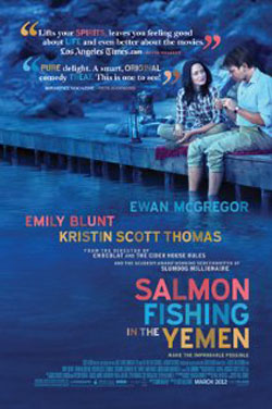 Salmon Fishing in the Yemen (2011)
