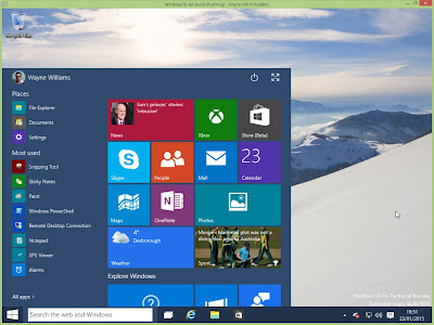 Windows 10 is coming soon on July 29, 2015