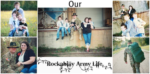 ~Our Rockabilly Army Life~