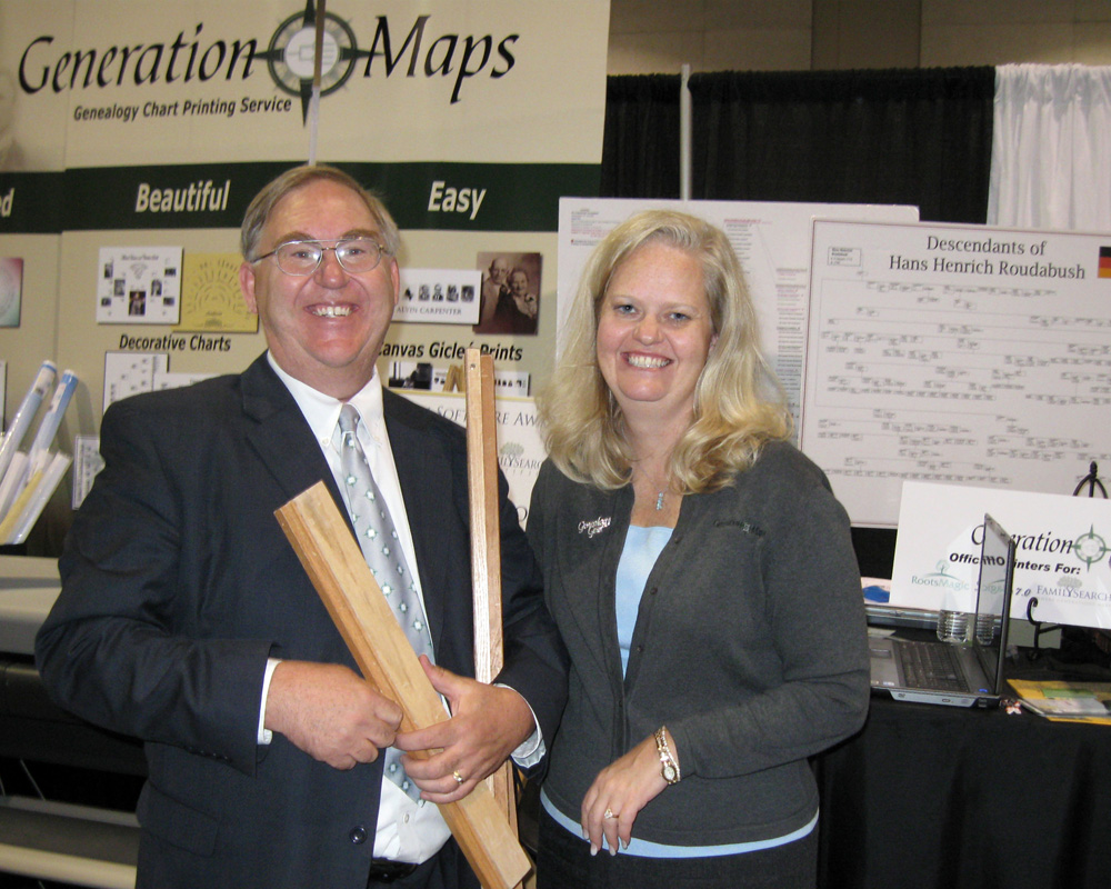 February 2nd-4th 2012,Rootstech Family History Conference, Salt Lake City, ...