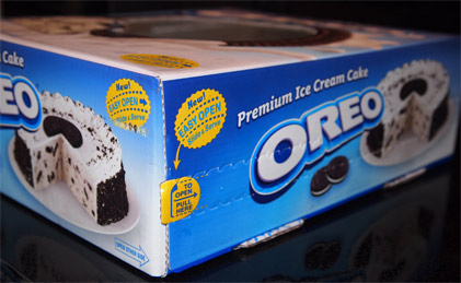 Oreo Ice Cream Cake Walmart Price