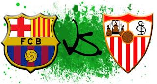 Barcelona Vs Sevilla - Málaga Vs Real Madrid Jornada 9 de la Liga Española