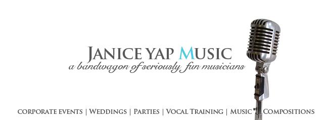 Janice Yap Music
