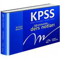 kpss maliye ders notları e-kitap