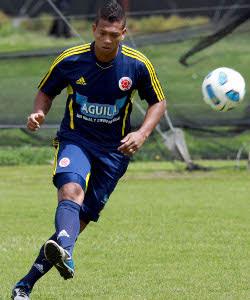 Freddy Guarin confía en los delanteros colombianos