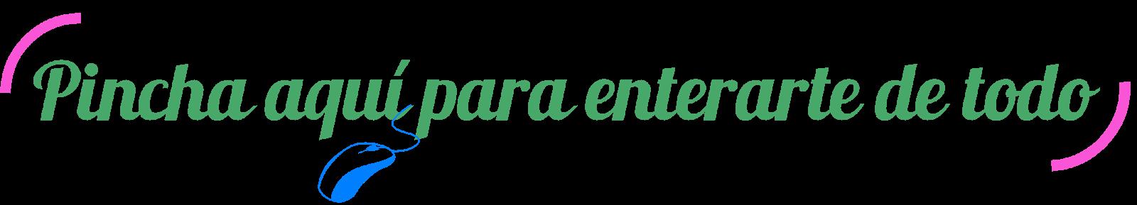 Fiestas de enlaces y sitios en los que participo