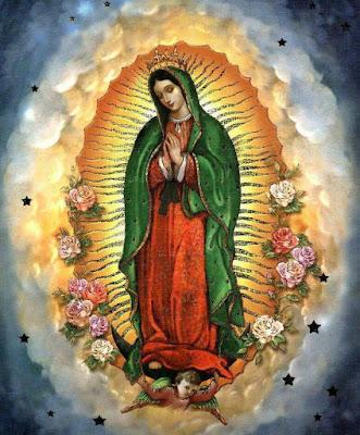 Virgen de Guadalupe Colección 100 Imágenes