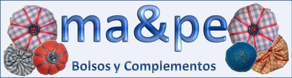 MA&PE. BOLSOSyCOMPLEMENTOS
