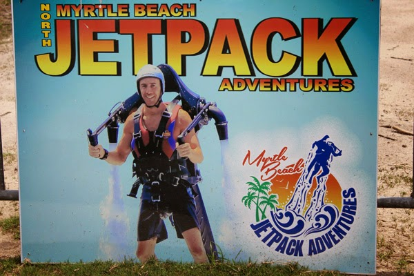 Jetpack Adventures North Myrtle Beach