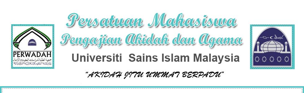 Persatuan Mahasiswa Pengajian Akidah dan Agama