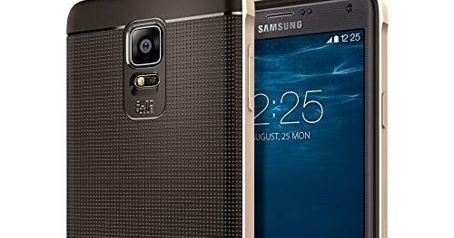 Spigen [ALUMINUM BUMPER] Galaxy Note 4 Case