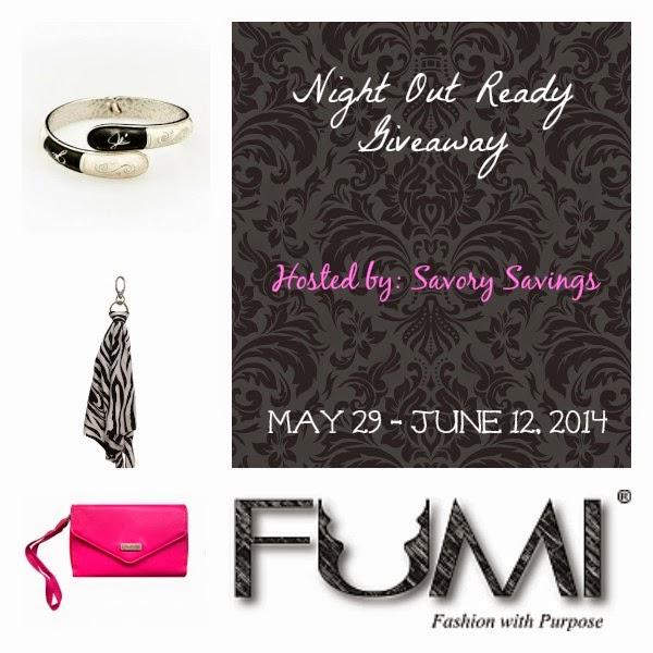 Night Out Ready with FUMI Giveaway