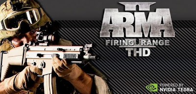 Arma II: Firing Range THD v1.3.2 APK FULL VERSION