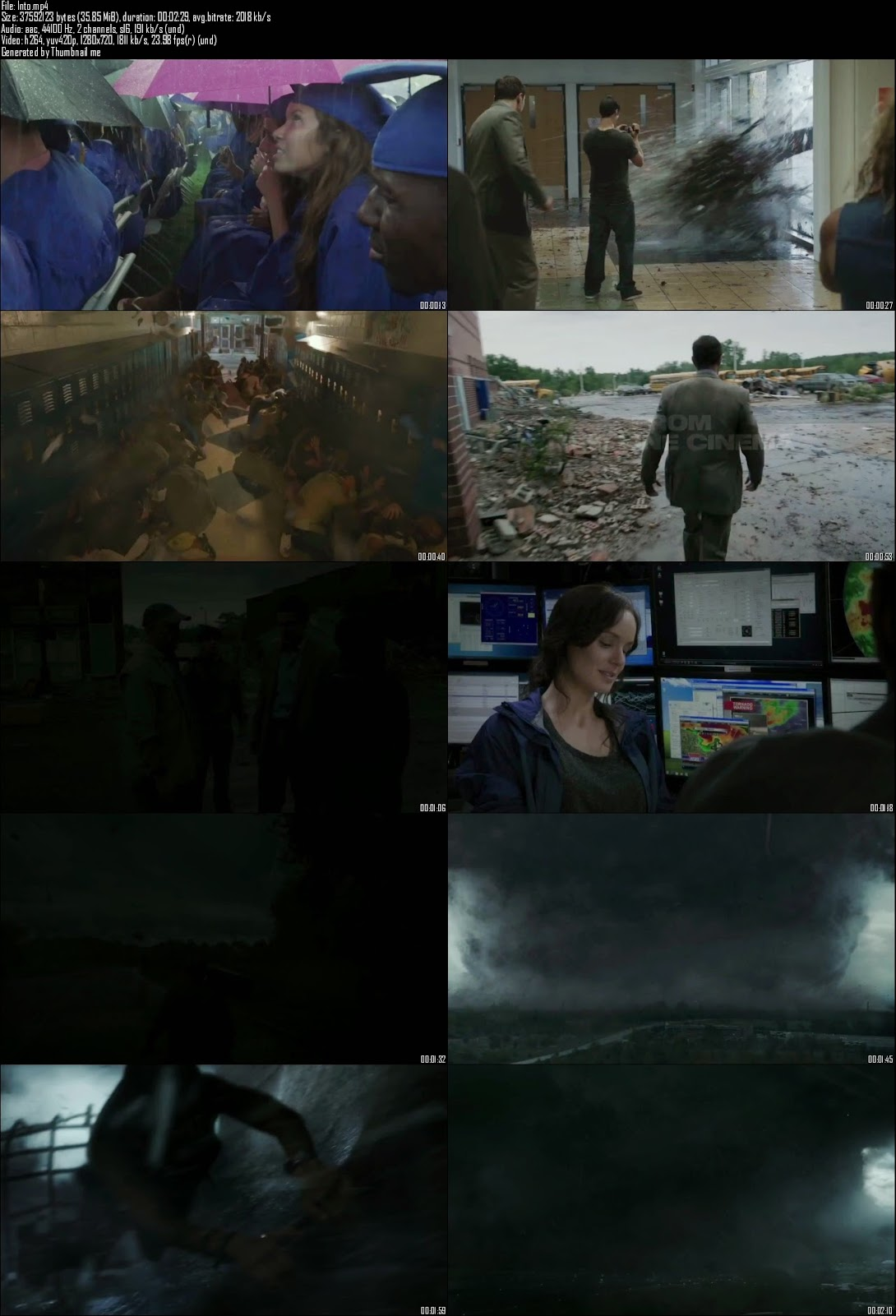 Mediafire Resumable Download Link For Teaser Promo Of Into the Storm (2014)