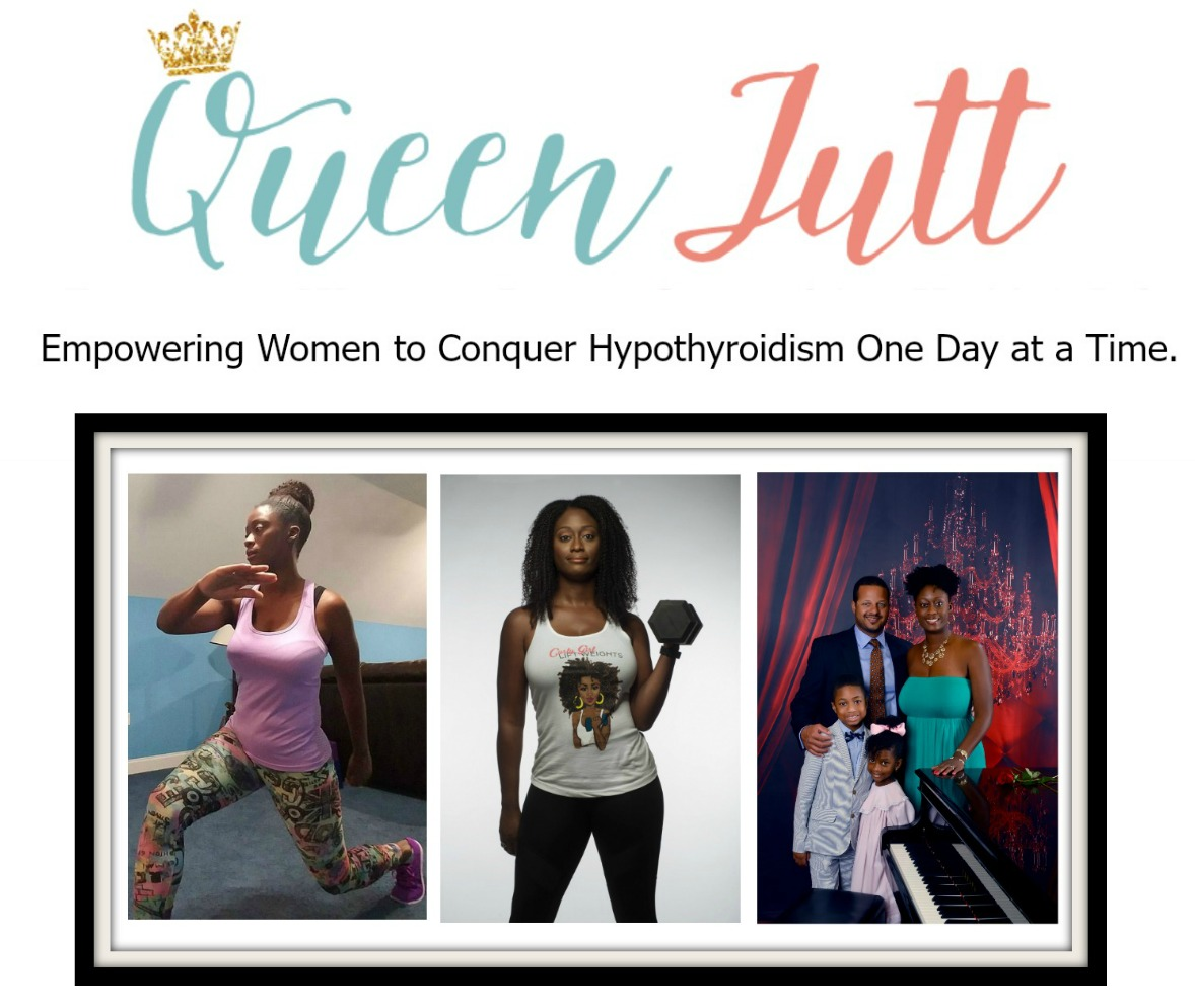 Queen Tutt Fitness Healthy Living