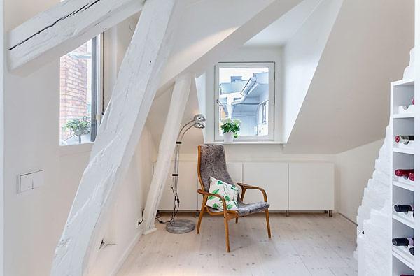 decoracao de interiores sotaos:Apartment Reading Nook Ideas