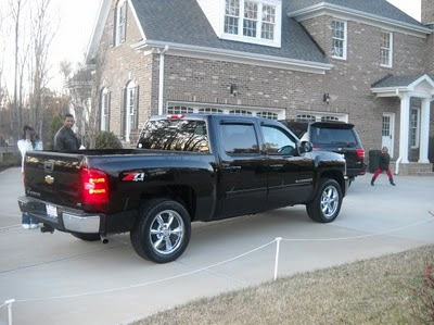 I Treated My Husband To A Silverado!!!