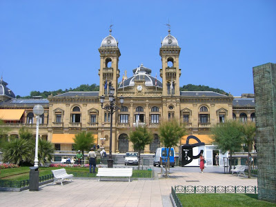 City Hall of San Sebastian